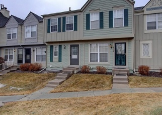 Pre Foreclosure in Aurora 80017 S IDALIA CIR - Property ID: 1281840558