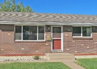 Pre Foreclosure in Littleton 80120 S LAKEVIEW ST - Property ID: 1281874730