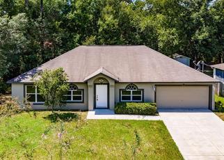 Pre Foreclosure in Dunnellon 34434 N POCONO DR - Property ID: 1281951361