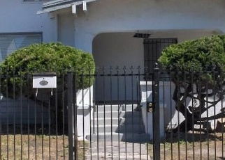 Pre Foreclosure in Oakland 94621 HARMON AVE - Property ID: 1282068300