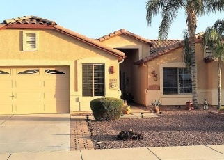 Pre Foreclosure in Surprise 85388 W IRONWOOD ST - Property ID: 1282129626