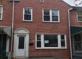 Pre Foreclosure in Baltimore 21215 YOSEMITE AVE - Property ID: 1282379258