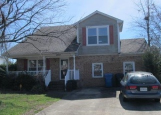 Pre Foreclosure in Virginia Beach 23456 BROMPTON DR - Property ID: 1282919283