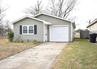 Pre Foreclosure in Portsmouth 23703 AUGUSTINE CIR - Property ID: 1282989362