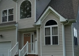 Pre Foreclosure in Hampton 23663 SNOW ST - Property ID: 1283004699