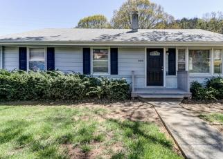 Pre Foreclosure in Roanoke 24014 HARTSOOK BLVD SE - Property ID: 1283051107
