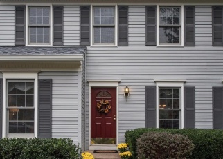 Pre Foreclosure in Fredericksburg 22406 LYNCHESTER DR - Property ID: 1283081783