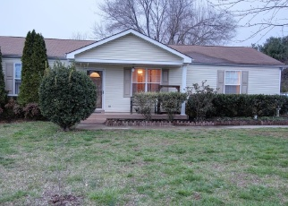 Pre Foreclosure in Murfreesboro 37129 KARI DR - Property ID: 1283802234