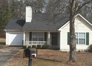 Pre Foreclosure in Rex 30273 SAGANAW DR - Property ID: 1284138158