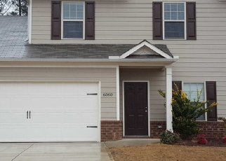 Pre Foreclosure in Rex 30273 HEISLER ST - Property ID: 1284247666