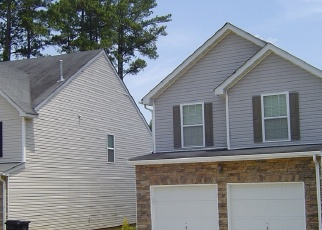 Pre Foreclosure in Jonesboro 30236 HAVERHILL LN - Property ID: 1284249865