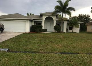 Pre Foreclosure in Port Saint Lucie 34953 SW DARIEN ST - Property ID: 1284394826