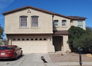 Pre Foreclosure in Tucson 85756 S PLOVER CT - Property ID: 1284628705