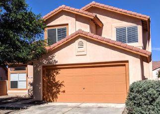 Pre Foreclosure in Tucson 85742 N WOODSTONE TRL - Property ID: 1284680829