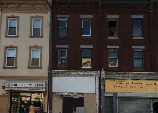 Pre Foreclosure in Philadelphia 19132 W LEHIGH AVE - Property ID: 1284739509