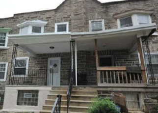 Pre Foreclosure in Philadelphia 19124 NAPLES ST - Property ID: 1284897617