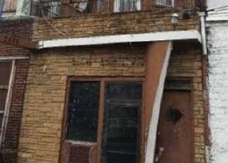 Pre Foreclosure in Philadelphia 19132 W LEHIGH AVE - Property ID: 1284943608