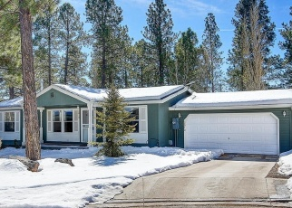 Pre Foreclosure in Flagstaff 86001 S SOUTHERN PACIFIC ST - Property ID: 1286054752