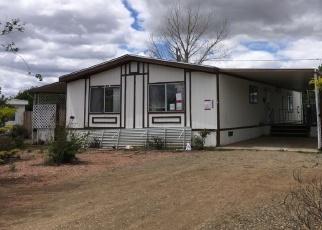Pre Foreclosure in Prescott Valley 86314 N RANGER RD - Property ID: 1286064826