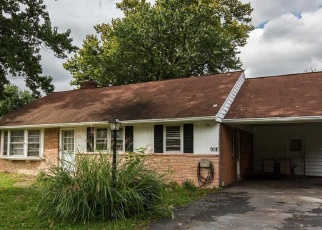 Pre Foreclosure in Lancaster 17601 CARDINAL RD - Property ID: 1286737995