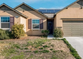 Pre Foreclosure in Lemoore 93245 LEGEND DR - Property ID: 1286871567