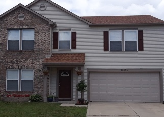 Pre Foreclosure in Fishers 46037 LOTHBURY CIR - Property ID: 1287220187