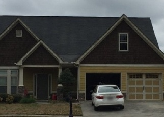 Pre Foreclosure in Adairsville 30103 BARNSLEY VILLAGE DR - Property ID: 1287783876