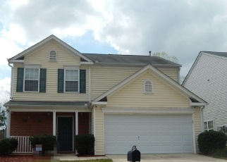 Pre Foreclosure in Lithia Springs 30122 MATT MOORE CT - Property ID: 1287785624