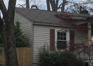 Pre Foreclosure in Atlanta 30318 SUMTER ST NW - Property ID: 1287830284