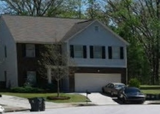 Pre Foreclosure in Lithia Springs 30122 VALLEY CREEK DR - Property ID: 1287835100