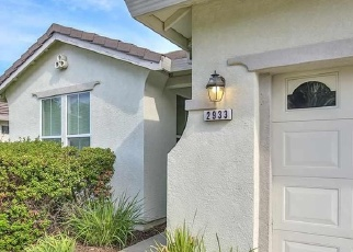 Pre Foreclosure in Elk Grove 95757 TREE SWALLOW CIR - Property ID: 1288221846