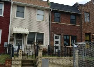 Pre Foreclosure in Washington 20002 3RD ST NE - Property ID: 1288309434