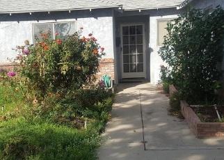 Pre Foreclosure in Canoga Park 91304 BURTON ST - Property ID: 1288593682