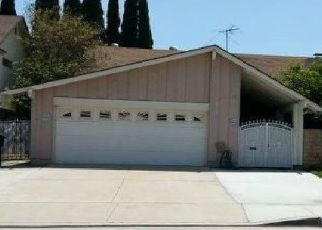 Pre Foreclosure in Hacienda Heights 91745 WEDGEWORTH DR - Property ID: 1288596751
