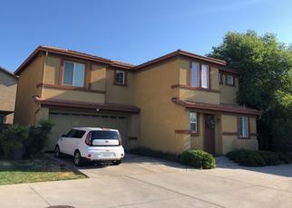 Pre Foreclosure in Sacramento 95835 CARAVAGGIO CIR - Property ID: 1288623460