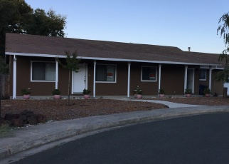 Pre Foreclosure in Lakeport 95453 HICKORY AVE - Property ID: 1288657179