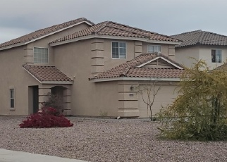 Pre Foreclosure in Buckeye 85326 W MESQUITE CIR - Property ID: 1288675134