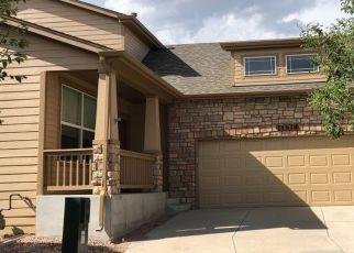 Pre Foreclosure in Fountain 32438 CAPRI AVE - Property ID: 1288903320