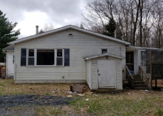 Pre Foreclosure in Jim Thorpe 18229 UNIONVILLE RD - Property ID: 1289780140