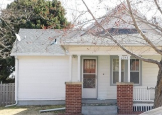Pre Foreclosure in Lincoln 68521 N CHESTER ST - Property ID: 1290239139