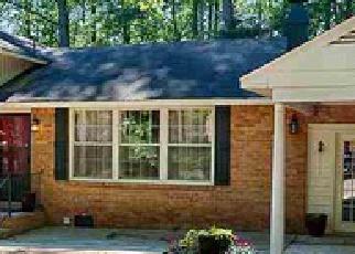 Pre Foreclosure in Huntsville 35811 VALLEY BROOK CIR NE - Property ID: 1290431413