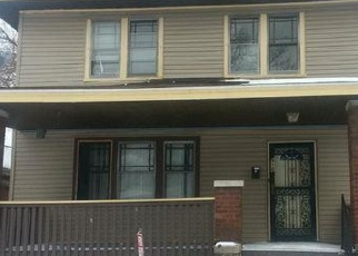 Pre Foreclosure in South Bend 46628 COLLEGE ST - Property ID: 1290659605