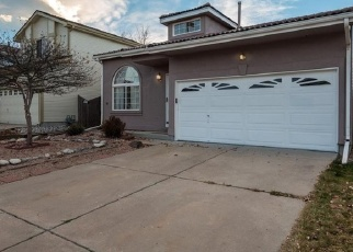 Pre Foreclosure in Denver 80249 GIBRALTAR ST - Property ID: 1290898292