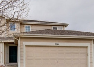 Pre Foreclosure in Fort Collins 80524 LONGBOAT WAY - Property ID: 1290913633