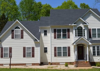 Pre Foreclosure in Prince George 23875 SNOW CREEK CT - Property ID: 1291261374