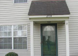 Pre Foreclosure in Chesapeake 23321 BIG BEND CT - Property ID: 1291321376