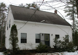Pre Foreclosure in Buxton 04093 CEMETERY RD - Property ID: 1291331903
