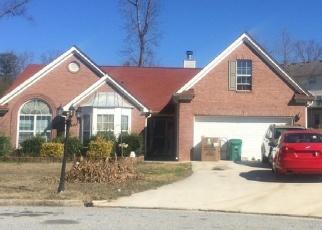 Pre Foreclosure in Conley 30288 MOORE CREEK LN - Property ID: 1291469412