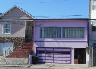 Pre Foreclosure in San Francisco 94124 WILLIAMS AVE - Property ID: 1291513655