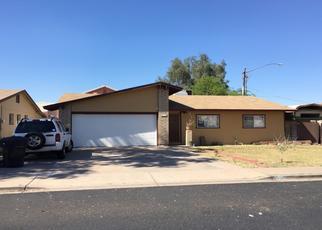 Pre Foreclosure in Mesa 85201 E JACARANDA ST - Property ID: 1291603885